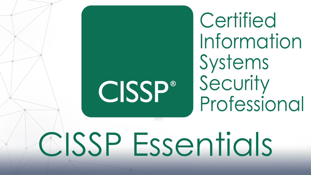 Cissp wiki cissp study and training i just launched my free cissp certification essentials course on udemy as the kickoff for my early bird black friday sale 1betcityfo Choice Image